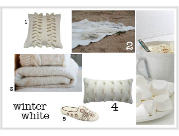 winter white home interior design trends