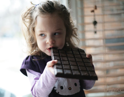girl-biting-chocolate