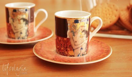 three-ages-espresso-cups gustav klimt