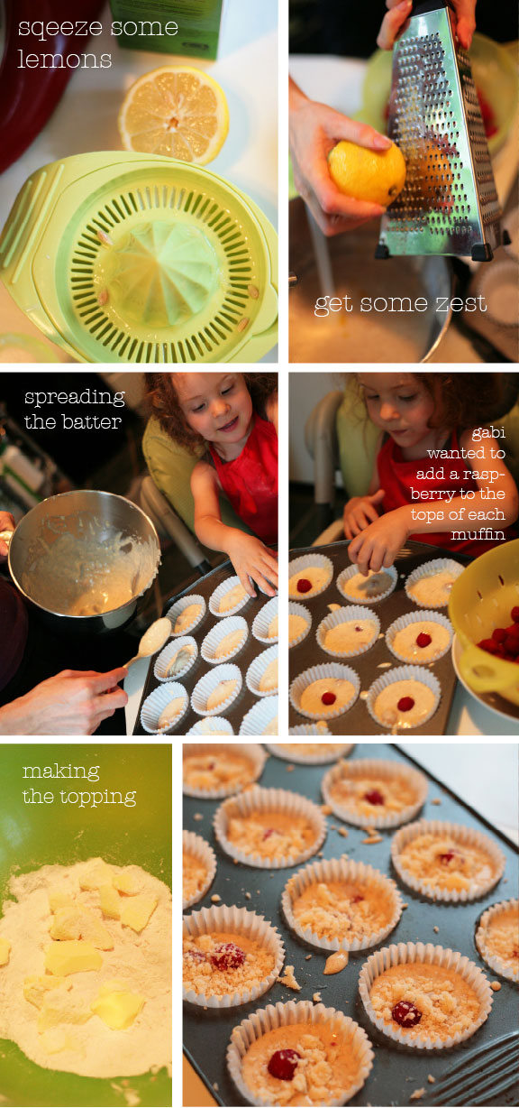 raspberry-muffins2 baking with kids