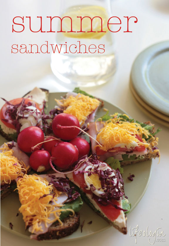 summer-meals sandwiches