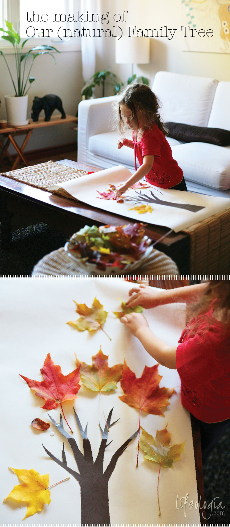 family-tree-craft diy