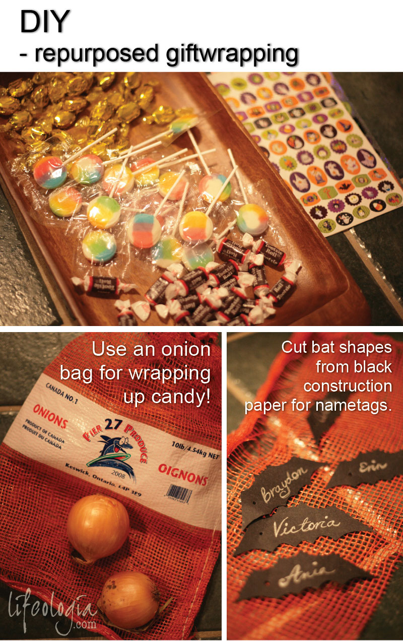 halloween4-DIY-repurposed-giftwrapping