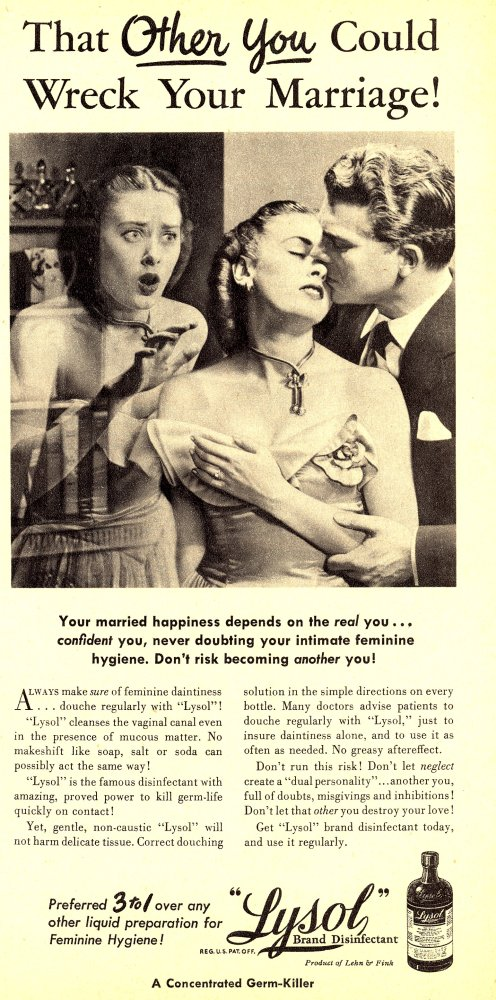 Ads That Screwed Us Up Way Back In The 60 S Pure Ella