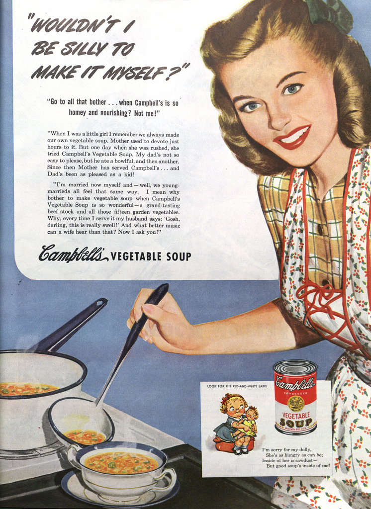 vintage food ads : the early years of crap food - Pure Ella