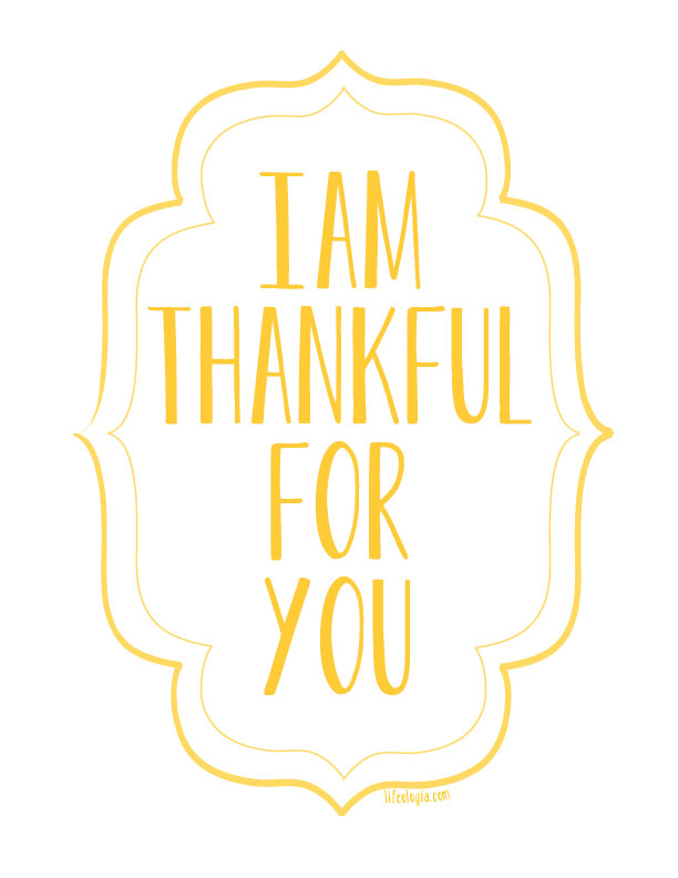 photo relating to Thankful Printable titled I am Grateful for On your own free of charge printable posters - Purely natural Ella